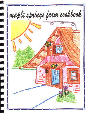 maple springs country farm cookbook